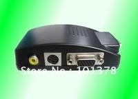AV01 AV/S-VIDEO signal into VGA Converter