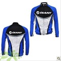 free shipping New Giant long sleeve cycling wear bicycle bike jersey apparel clothing sportswear Adults Unisex wholesale retail