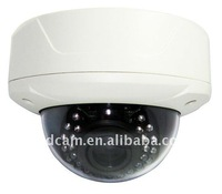 EC-V3233IR,CCTV IR Vandal Dome Camera,420TVL,30 pieces IR-LED,Varifocal 4-9MM Lens,3-axis housing, IP66,cctv security system