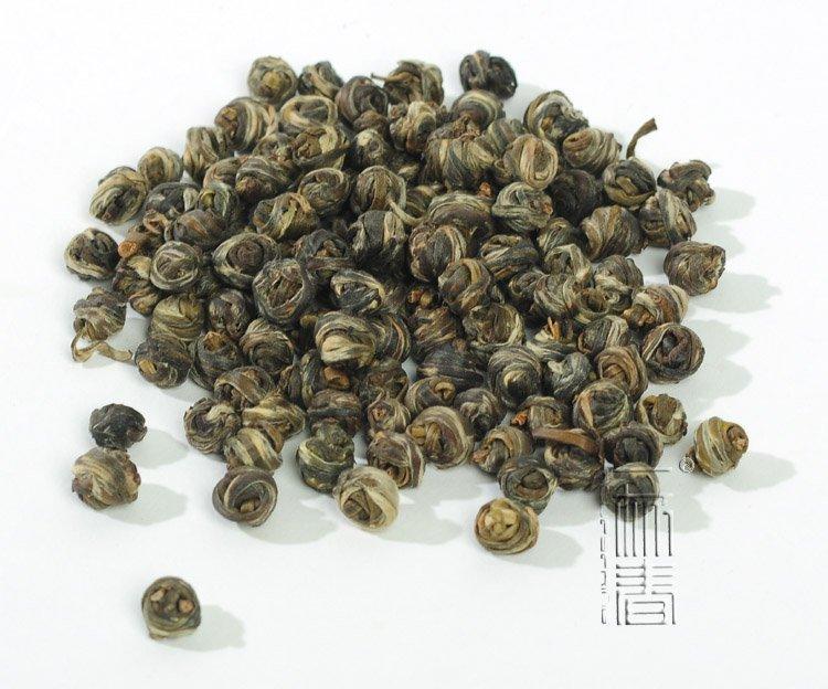 Jasmine Pearl Tea Fragrance Green Tea 250g 8 8oz CLZ01 Free Shipping