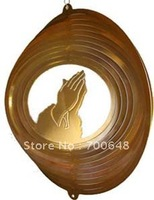Wholesale:wind spinner--pray.