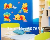 free shipping!100pc/lot,33*60cm Good Quality DIY Decoration Fashion Wall Sticker,wallpaper,room sticker(many style)
