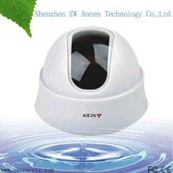 Free Shipping, 4pcs, 420TVL Sony CCD Dome Indoor Security Camera, Wholesaler&Retailer(China (Mainland))