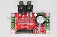 F195A DIY Amplifier Board TDA7850 four-channel Car Audio Amplifier Board 50W*4 hi-fi Amplifier AV interface