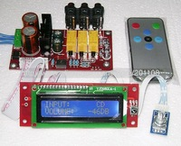 F197A DIY Amplifier Board CS3310 power amplifier remote control pre-finished board Preamplifier Kit