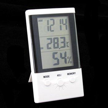 Digital Temperature Humidity Thermometer Hygrometer  #1728