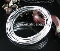 Wholsale, 925 Sterling Silver fashion jewelry bracelet.nice bracelet HEART T-O tag free shipping,Penoyjewelry B004