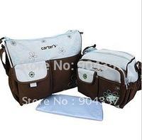 Carini Bambini Breast Shoulder Bag Mother Multifunctional Breast-feeding Package Fitness Bag 1 set