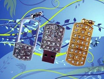Free shipping! Jewellery USB Flash Drive Full 2GB 4GB 8GB 16GB Flash Drive Pen drive