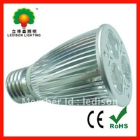 E27 9W LED lamp light (50W halogen bulb)