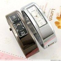 sinobi lady woman bracelet stainless steel watch free shipping s978