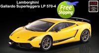 Машина на радиоуправление rastar 1:14 radio remote control Lamborghini MURCIELAGO LP670-4 38900 rc car model