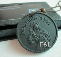 JESUS Energy quantum scalar energy pendant with energy card Resist radiation 20pcs/lot