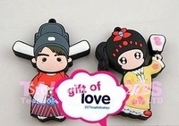 Free Shipping  4GB China ancient husband and wife USB Flash Drive