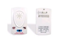 free shipping! Ultrasonic Anti Mosquito Insect Pest Repellent Repeller / mouse repeller 5pcs/lot