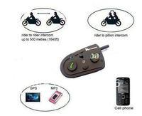 Wireless Bluetooth intercom motorcycle Helmet Headset HM-528