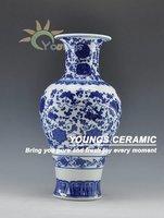 Classical decorative fish shape vase