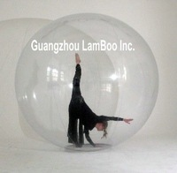 2.5m Inflatable Clear Bubble Ball  for Dancing/Nice for Stage