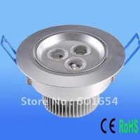 Free Shipping 9W EPISTAR LED Ceiling Light