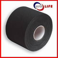 Fashion physical therapy black Muscle ,kinesiology tape