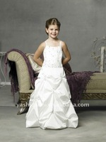 2011 Cheap Customer-Made Flower Girl Dress