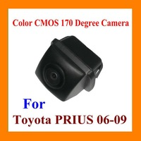 PRIUS CAR REAR VIEW REVERSE BACKUP PARKING COLOR CMOS/170 DEGREE/WITH REFERENCE LINE/WATERPROOF CAMERA FOR TOYOTA PRIUS