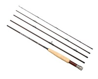[Free Gift]Carbon fiber fly fishing rod 2.25m fishing tackle fly fish rod equipment