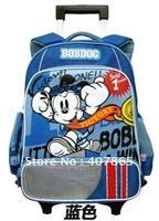 Children trolley bag - Kids Bag Children Backpack Schoolbag school bags satchel
