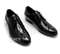 Wholesale - new style men shoes / men dress shoes/wedding dress shoes/ free shipping
