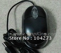 wholesale hot sale Scroll Wheel USB Optical Laptop Notebook pc notebook Mouse