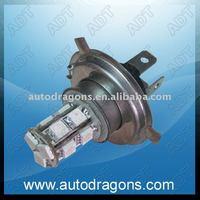 Free shipping H4 daytime running light 13 led drl super brightness auto fog lamp H4SMD-13