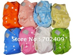 35pcs/lot Reusable Washable diaper pants training pants cloth nappy cloth diaper covers(China (Mainland))