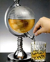 Creative / Globe Dispenser / Beer globe over the new machine / mini-globes beverage Machine / wine