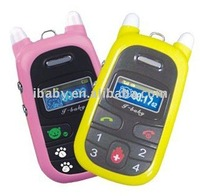 Free shipping HotSale Q6 Ibaby Carton cute mini mobile phone