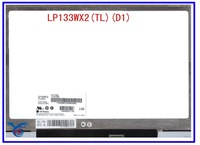 Perfectly for LP133WX2 (TL)(D1) 42T0506  42T0506 laptop LCD Screen 50% free shipping wholesale & retail