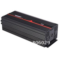 Wholesale 6000W 24V to Inverter 220V+Off Grid DC to AC Pure Sine Wave Inverters+Full power+Free Shipping