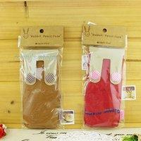 Free Shipping Hot Sale rabbit Pencil bag,Pencil Case