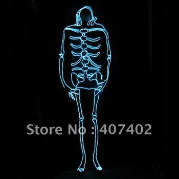 New! top-10 Best sellers,52-Luminous,skeleton suit,innovative in stock,Terror