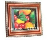 "12.1"" Digital Photo Frame With 800x600 Resolution Wooden Frame"