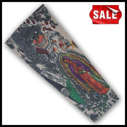 Frete grátis! Nova chegada 200pcs/lot braço mangas tatuagem com presentes da promoção projetos tribais elegantes(China (Mainland))