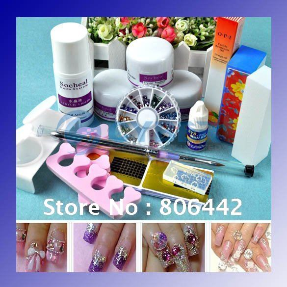 Nail Polish Tools Kit#