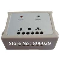 Free Shipping Miniature solar controller 1A 12/24V
