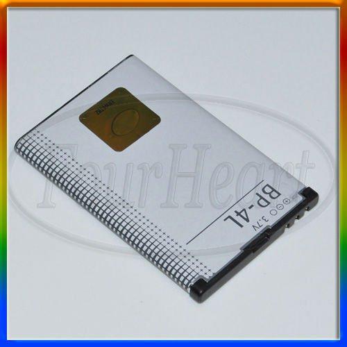 BP-4L Battery BP4L For Nokia E71 E71x E55 E61i E63 E52 E90 Communicator N810 internet tablet N810 wimax edition 1250mah, 10pcs(China (Mainland))