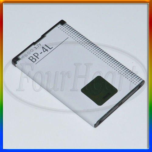 BP-4L Battery BP4L For Nokia E71 E71x E55 E61i E63 E52 E90 Communicator N810 internet tablet N810 wimax edition 1250mah, 50pcs(China (Mainland))