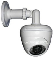 free shipping with EMS CCTV camera 480TVL Night Vision with bracket Varifocal camera
