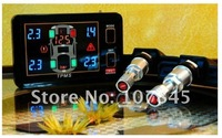 HKFreeshipping ORO TPMS high quality tire pressure monitoring system TaiWan Origin Wholesale&retail fr (NC-W401)