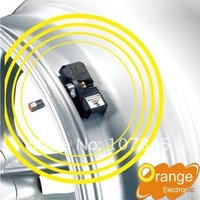 Free shipping Orange AUTO TPMS+5inch GPS 4 Sensors Color Display Wholesale&retail FreeGift PAYPAL is OK(NC-5088GM)
