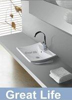 Free shipping   art basin , ceremic wash TD3005 basin