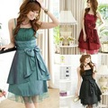 Brand New ladies evening dress chiffon dresses Formal Prom Party Ball Homecoming gown bridesmaid bridal dresses 886