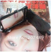 folding Compact hand mirror princess luxury Stylish Girls Compact Cosmetic Make Up Mirror  whcn+